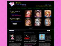 artisticfacepainting.com kids party entertainment, kids birthday party ideas, facepainting