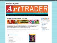 Welcome to ArtTrader Magazine!   ArtTrader Magazine & Online Workshops