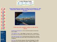 Aruba dining guide, We go out to dinner at favorite places every..., Aruba restaurants, guides, dining out, restaurant, freshest seafood,Authentic Aruban food, romantic sunset dinner cruises