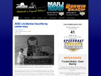ASBC - Adelaide Speedboat Club - Adelaide's Liquid Action!