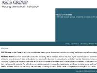 ascsgroup.com ASCSGroup, Services, AffiliatedPartners