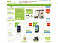 ASDA Mobile - ASDA Mobile SIM Cards and the Latest PAYG Unlocked Mobile Phones