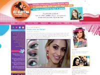 aseleitas.com.br As Eleitas, Color Trend, Websérie