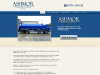 Tanker Repairs, Ashmor Maintenance Solutions, Web design by One Stop Ecommerce