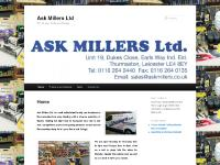 Ask Millers Ltd | For all your Tools and Fixings