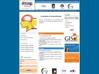 aspebrasil.org Quem Somos, Projetos ASPE, Atividades