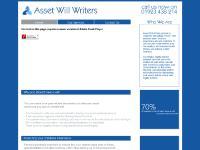asset will writers watford