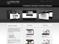 AS Templates - Professional Website Templates