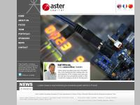Aster Capital - managing venture funds - Strong early-stage investor in Cleantech