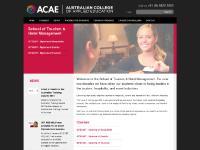 asthm.edu.au Location, Key Staff, Facilities