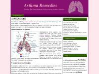 asthma-remedies-info.com asthma remedies, asthma remedy, asthma