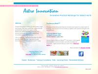 Astro Innovation - learning styles, business astrology, astrology gifts, spirituality