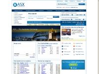 asx.com.au australian stock exchange, stock exchange, stock market information