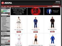 atama-kimonos.com Jiu-Jitsu Kimonos, Kid's Kimonos, Judo Kimonos
