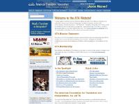 ATA - American Translators Association - Translators Interpreters Translation Interpreting