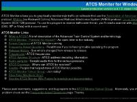 ATCS Monitor for Windows