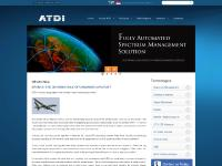 ATDI Software solutions in radiocommunications