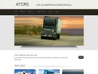 atlasshipping.net Services, Offer, shipping