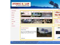 Atomic Solar | solar power, solar panels, radiant floor, photovoltaics, green power - Home