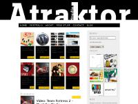 Atraktor Studio - Graphic and web design outsourcing, free photo downloads