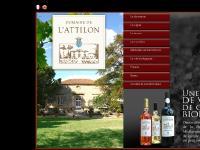 Domaine de l'Attilon - producteur vin bio naturel, vin bio rhone, vin bio provence, vente vin biologique, acheter vin bio, vin agriculture biologique, vin de pays bouches du rhone