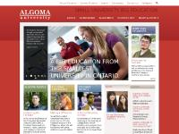 Future Students, Algoma U at St. Thomas, Algoma U at Brampton, Algoma U at Timmins