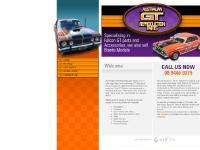 austgt.com.au Our Parts, Model Cars