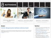 Authasas Advanced Authentication | Home