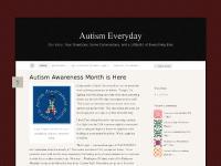 autismeveryday.wordpress.com Autism Everyday, AboutAiden, ← Older posts