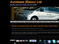 autobaseltd.com Autobase Essex Ltd, Quality used cars, japanese used Cars
