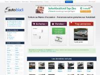 autobladi.com Voiture occasion, Annonces auto, Vente voiture