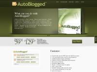 AutoBlogged™ WordPress Autoblog Plugin
