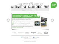 Win the Automotive Challenge 2012