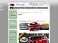 Used Cars Stoke on Trent, Cars For Sale, Used Car Dealer Staffordshire - Specialist