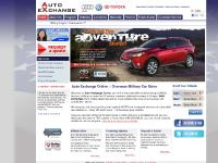 autoexchangeonline.com Free Quote, Locations, Program