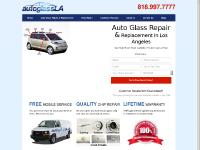 Windshield Repair & Replacement in Los Angeles - Auto Glass LA