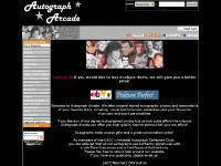 Autograph Arcade - Celebrity Signed Original Autographs, Sports Autographed Memorabilia,