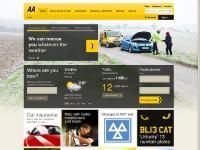 Breakdown cover, Insurance, Route Planner | AA