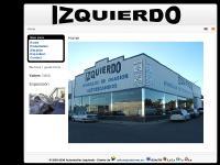 Automóviles Izquierdo - Inicio