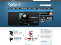 Autoscript, Leading Manufacturer & Distributor of Autocue, Prompteur, Prompters,