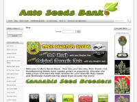 Auto Seeds Bank For The Best Auto Seeds