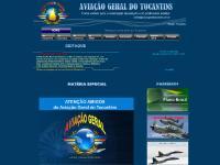 aviacaogeraldotocantins.com.br Av. Desportiva, Av. Executiva, Av. Comercial