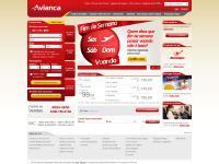 avianca.com.br Porque voar Avianca, Agência de viagens, Fale conosco