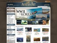 aviationarthangar.com aviation art, historical aviation art, wwii aviation art