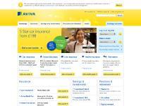 aviva.co.uk aviva insurance, savings, investments