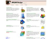 AVLAN Design. Animation, video, graphics tools and useful utilities. Free download.