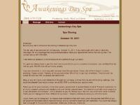 awakeningsdayspa.com Awakenings Day Spa