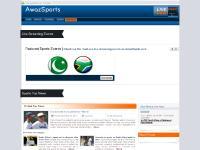 Welcome to AwazSports.com