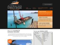 Australian Work Boat Brokers - Work Boats for Sale & Charter
