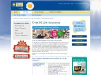 Over 50 Life Insurance Plan | Sun Life Direct